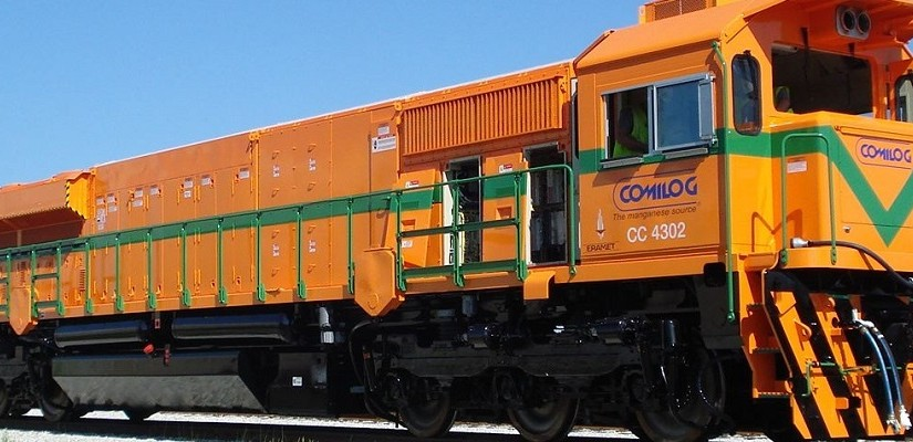 Comilog locomotive