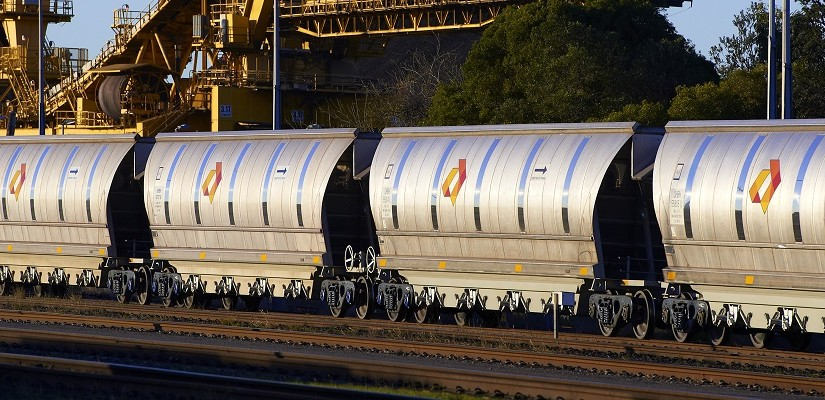 Coal wagons Aurizon. Photo: Aurizon