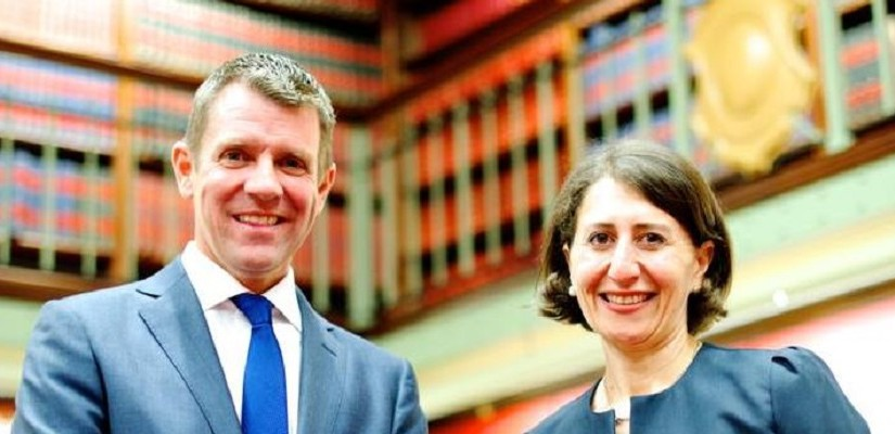 Baird names new cabinet for NSW - Rail Express