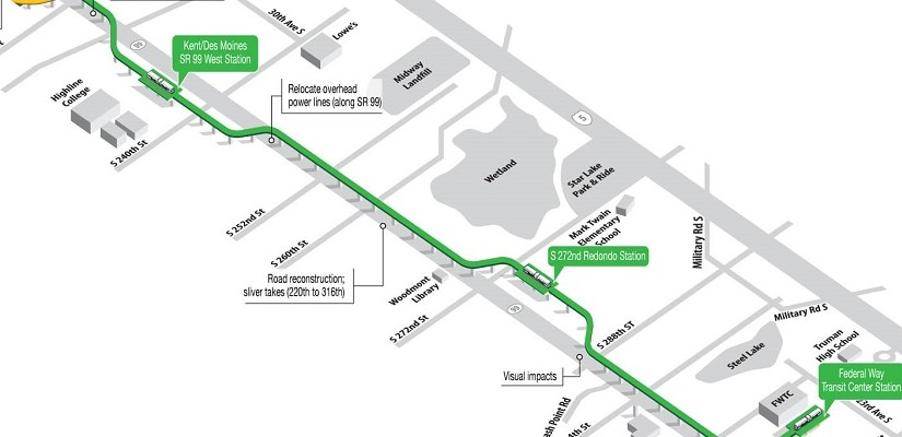 Seattle asks customers to 'build their route' for light rail