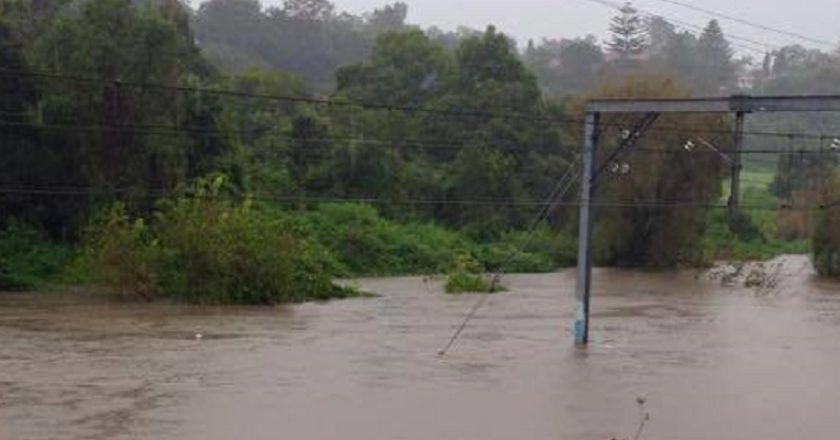 flooding photo transport for nsw