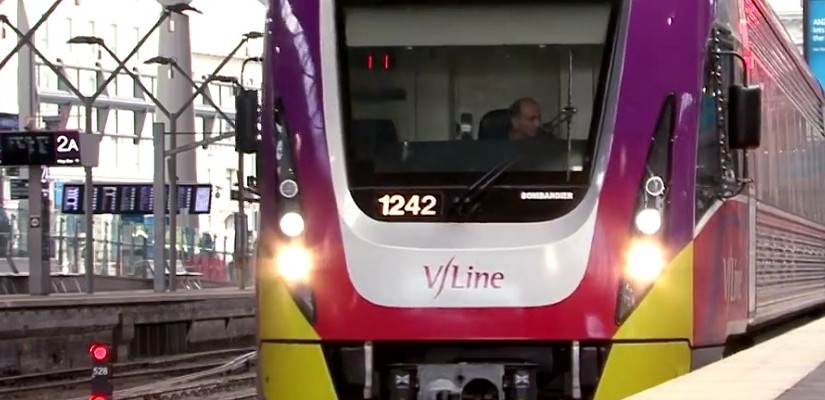 V/Line train. Photo: Victorian Government