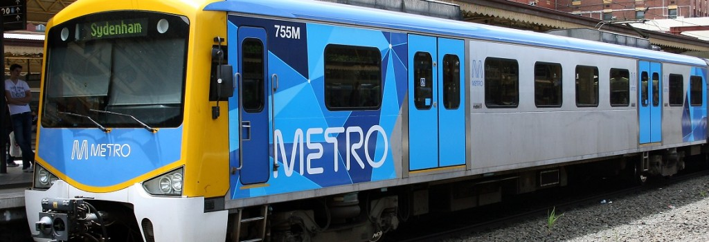 Melbourne Metro Train. Photo: Creative Commons / Zed Fitzhume