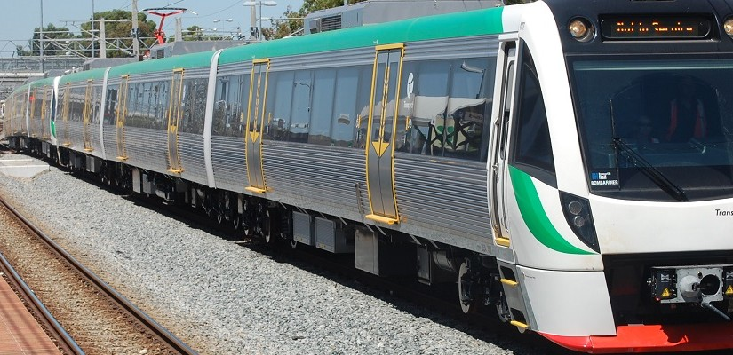 Perth B-series train. Credit: Creative Commons / DBZ2313