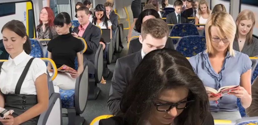 Crowding Sydney Trains. Photo: Transport for NSW