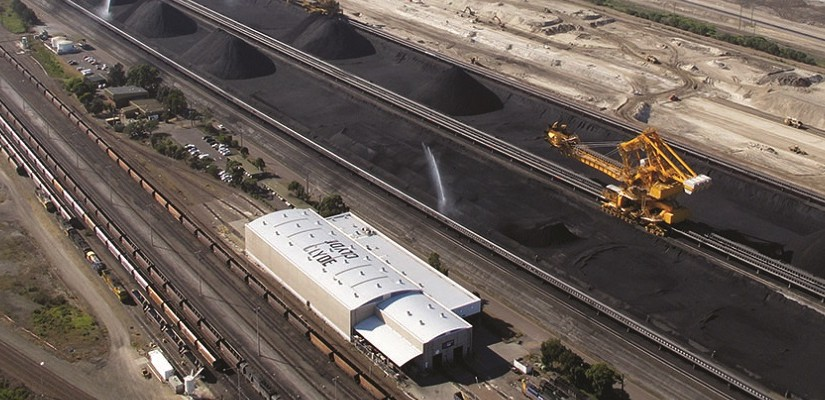 Newcastle coal infrastructure. Photo: Southern Cross Maritime
