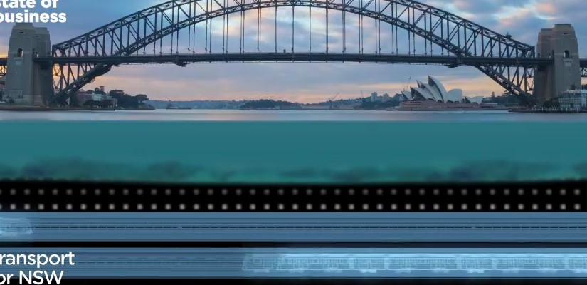 Sydney Metro, not to scale. Graphic: Transport for NSW