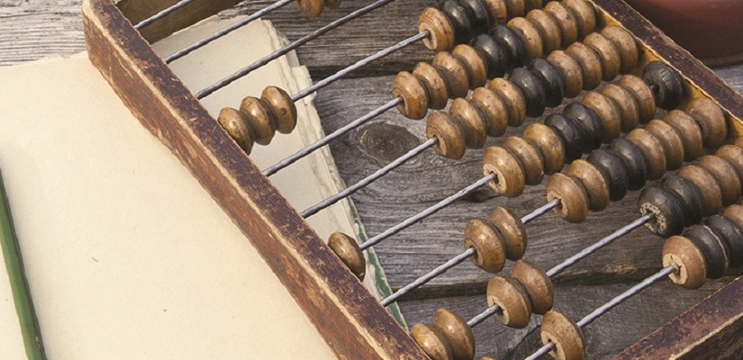 Abacus. Photo: Shutterstock
