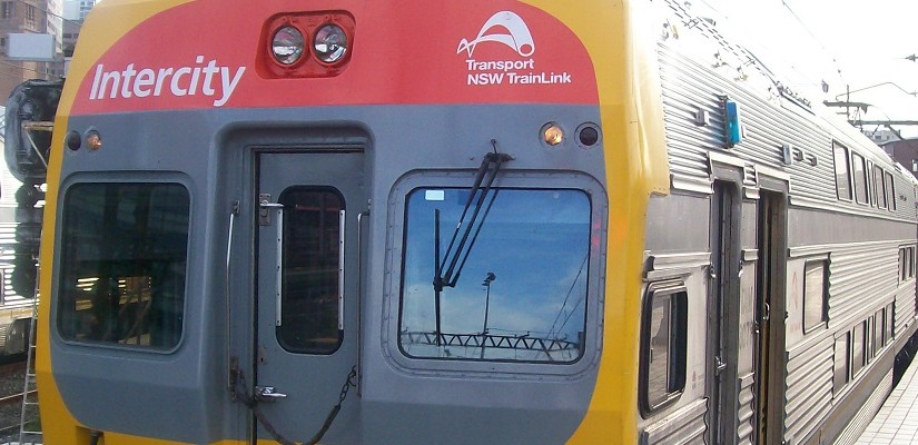 NSW TrainLink. Photo: Creative Commons / Abesty
