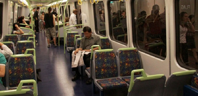 Melbourne Metro train. Photo: Creative Commons / Marcus Wong