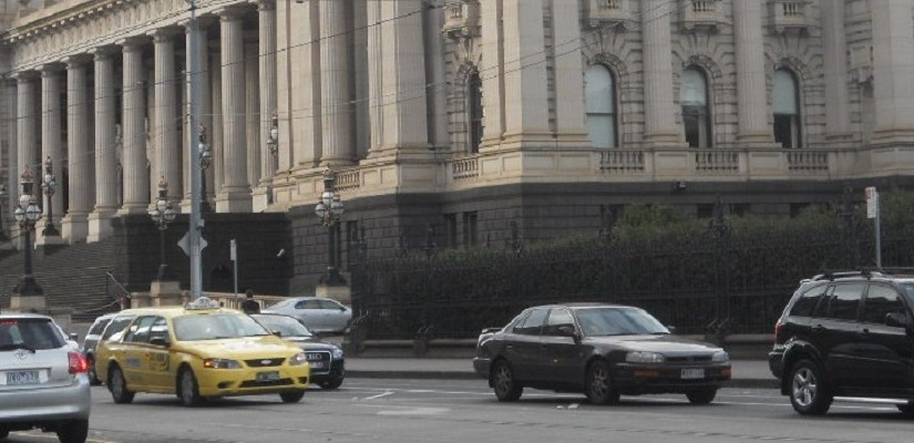 Melbourne traffic. Photo: Creative Commons / Michael Coghlan