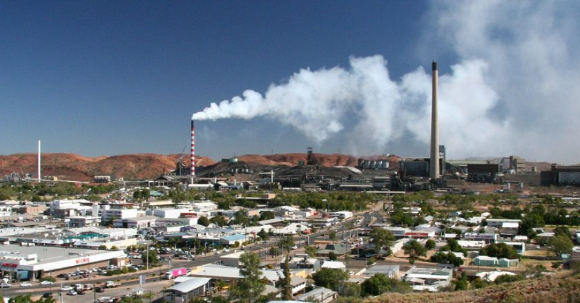 Mount Isa, Queensland. Photo: Creative Commons