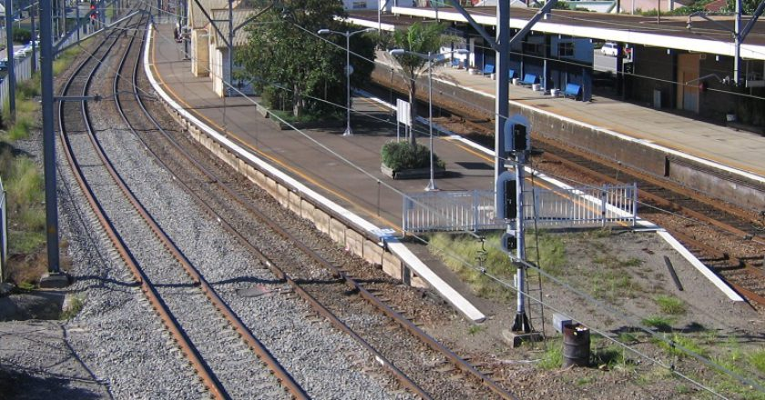 Broadmeadow station. Photo: Creative Commons / Athol Mullen