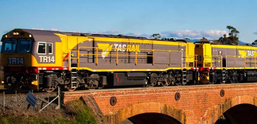 Photo: TasRail