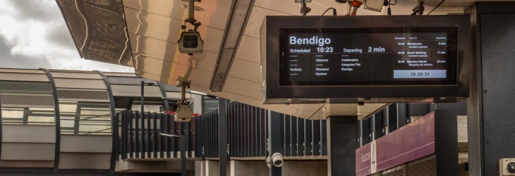 Bendigo line communications. Photo: 4Tel