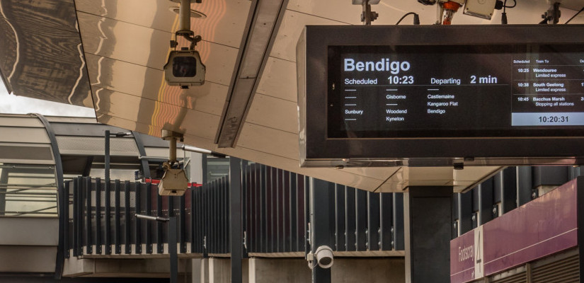 Bendigo line communications. Photo: 4Tel