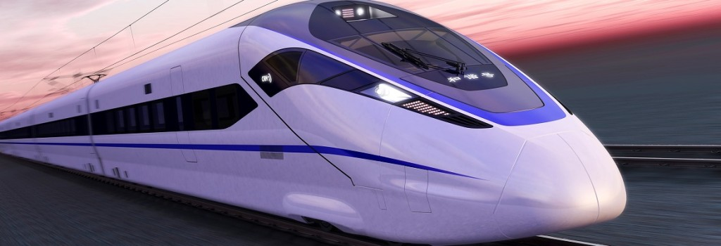 Chinese high speed train. Photo: Bombardier