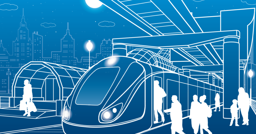 Thales light rail