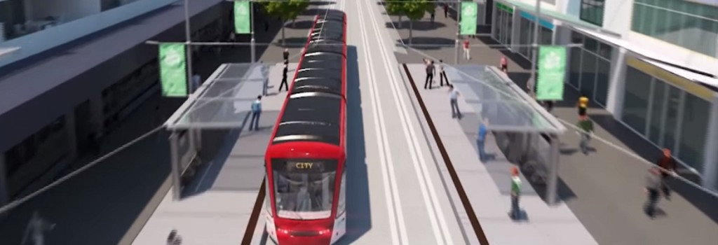 Canberra outlines plan for light rail city - Rail Express