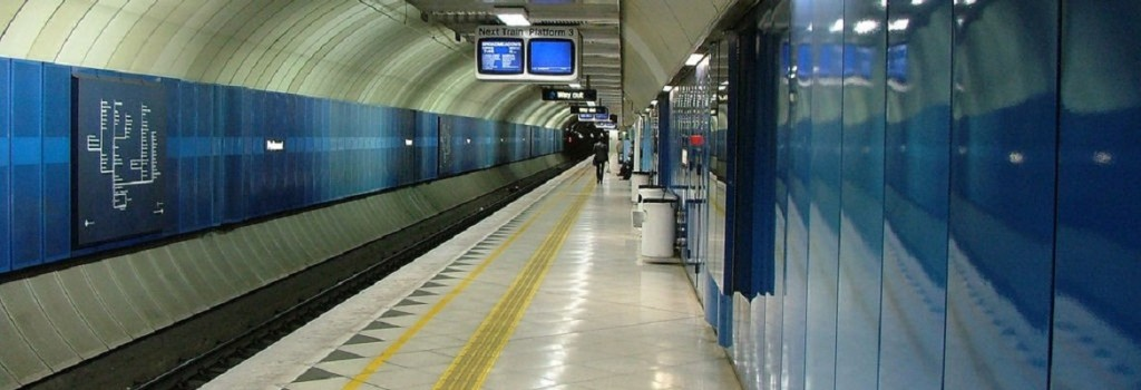 Metro Trains Parliament station in Melbourne City Loop. Photo: Creative Commons / Teknorat