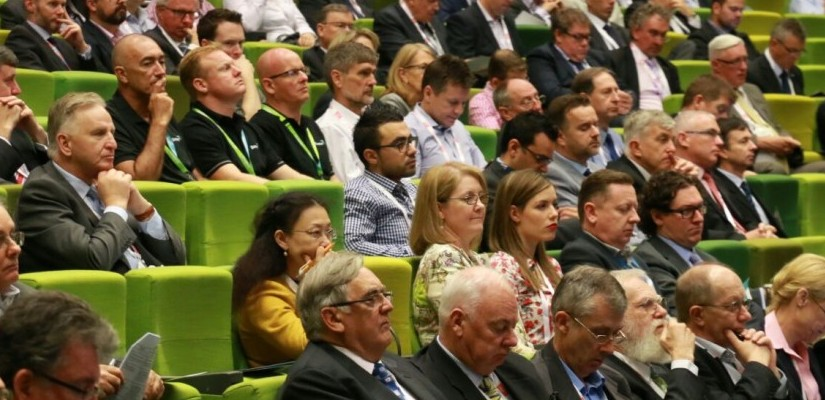 Delegates at AusRAIL PLUS 2015. Photo: RailGallery.com.au
