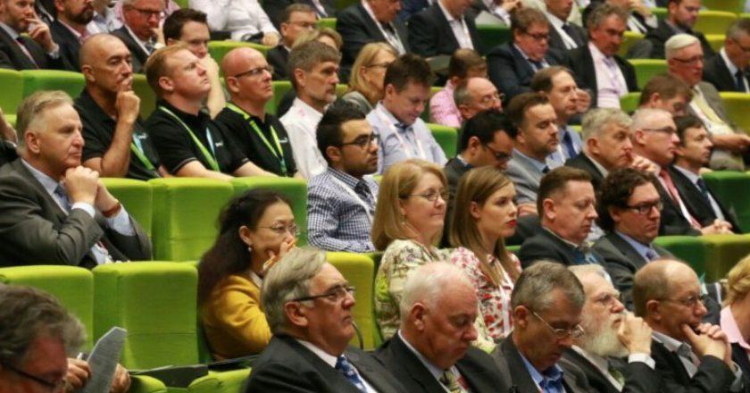 Delegates at AusRAIL PLUS 2015. Photo: RailGallery.com.au