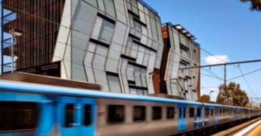The Commons apartment building. Photo: Youtube / ArchitecTube
