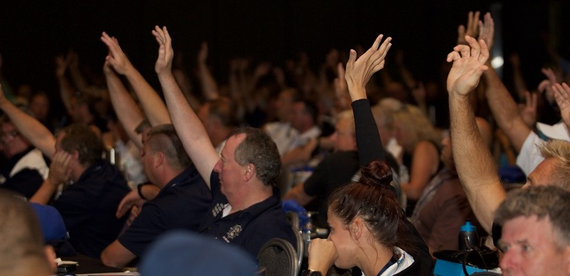 Maritime Union votes for merger. Photo: MUA