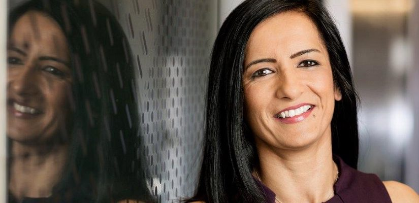 Aurizon CFO Pam Bains. Photo: Aurizon