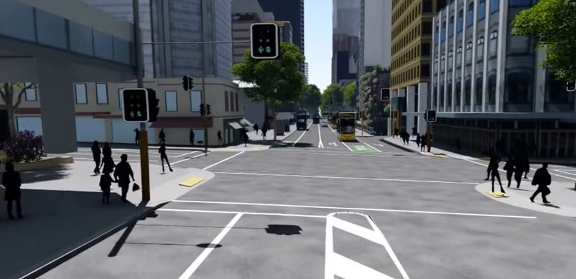 Artist's impression: Auckland Transport / YouTube