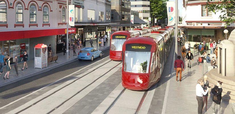 Former Newcastle lead set to drive Parramatta Light Rail project