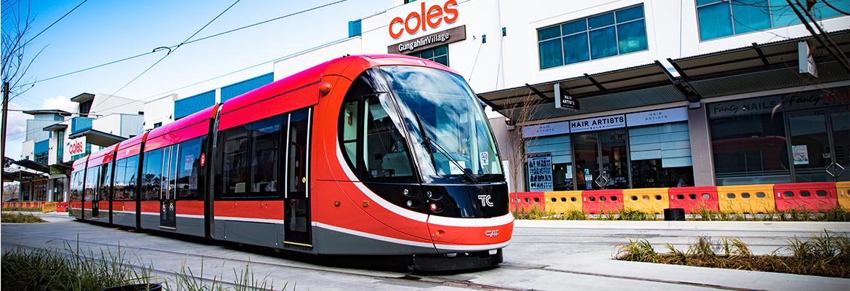 Making light rail work: Delivering transport in Canberra