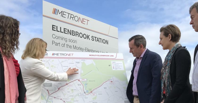 Morley-Ellenbrook Lin