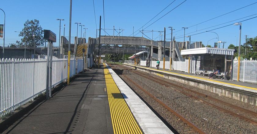 Loganlea Station