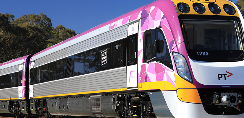 New VLocity trains now in service, with more on the way