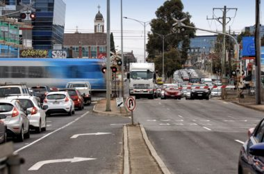 Bell Street Level Crossing