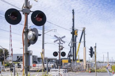Signalling equipment on the Frankston Line