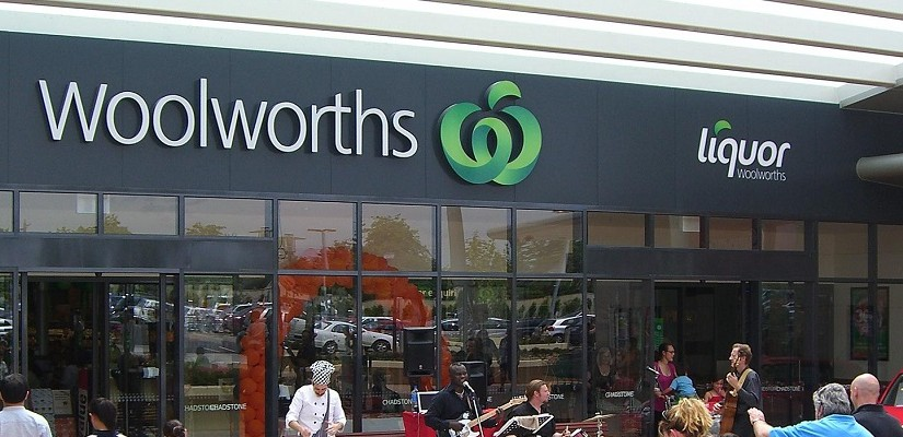 Woolworths supermarket. Photo: Creative Commons